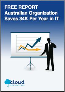 Saving 34K per year in IT